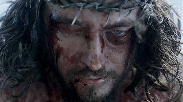 9.Crucified