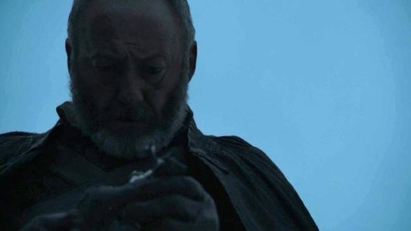 Photo 1. GoT 6x9 Davos