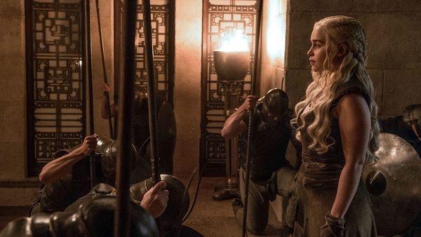 Photo 2. GoT 6x8 Daenerys