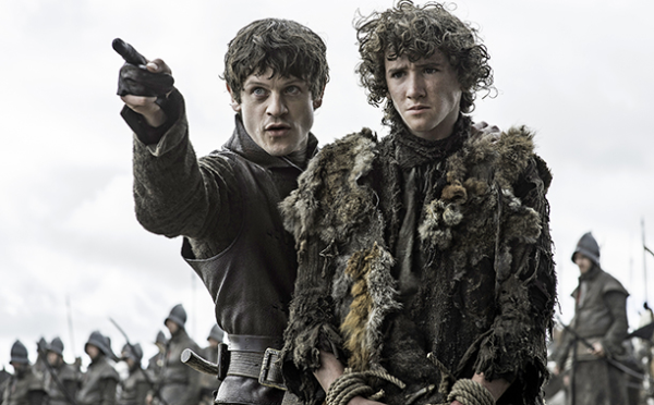 Photo 2. GoT 6x9 Ramsay and Rickon