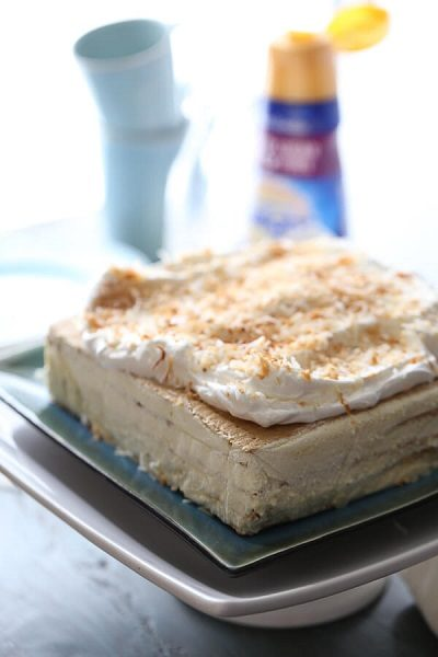 Vanilla-Coconut-Ice-Box-Cake