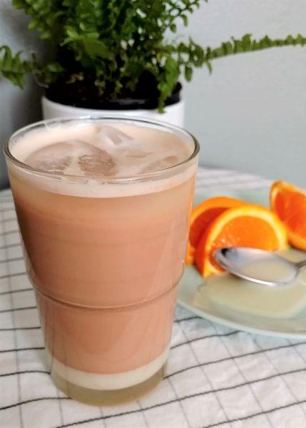 Iced Orange Cream
