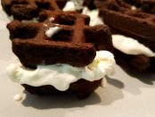 3. TDN Waffle Ice Cream Sandwich
