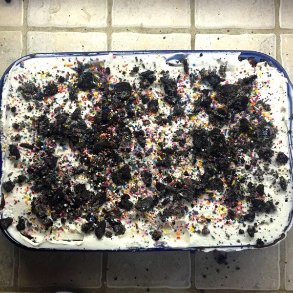 8. CK - Ice Cream Celebration Cake