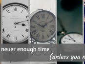 940x450 Never Enough Time - Feature Header