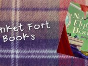 Blanket Fort Books No Flying House FI