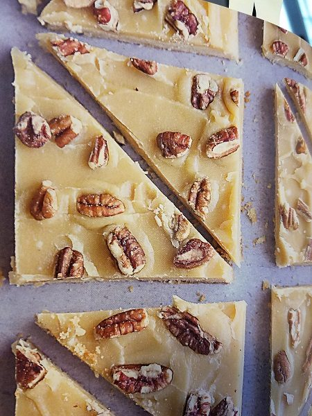 Cookbook Praline Bars