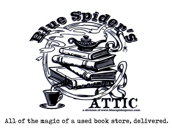 Pic 1_Blue Spider's Attic Logo