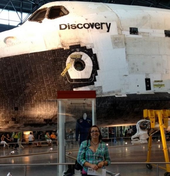 S&C SED2016 Photo 2. Discovery & Me
