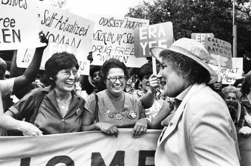 Photo 1 S&C National Women's Equality Day _ Bella Abzug
