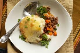 shepherds pie with cauliflower