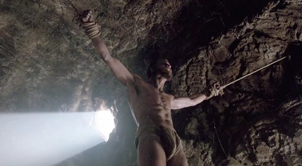 Upon which ancient story was Floki's punishment based?