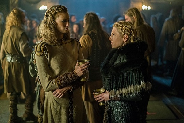 Here is one final question you'll know if you've been paying attention to past articles: When will Vikings Season 4B return to History Channel in North America?