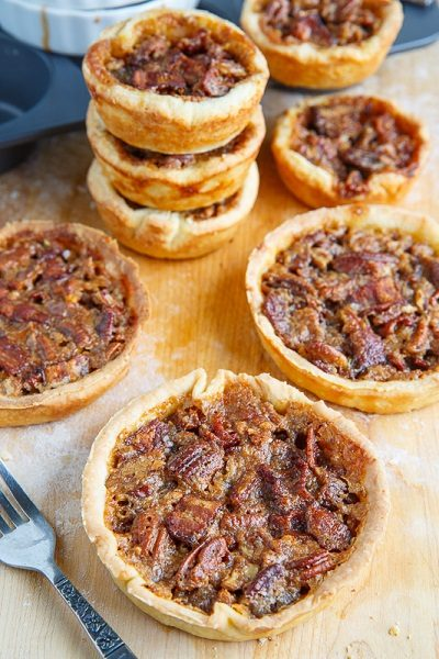 Maple Bourbaon Bacon and Pecan Butter Tarts 800 9165