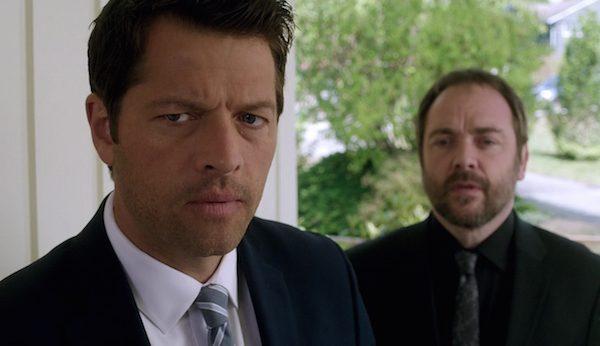 2-supernatural-season-twelve-episode-three-spn-s12e3-the-foundry-castiel-crowley-misha-collins-mark-sheppard