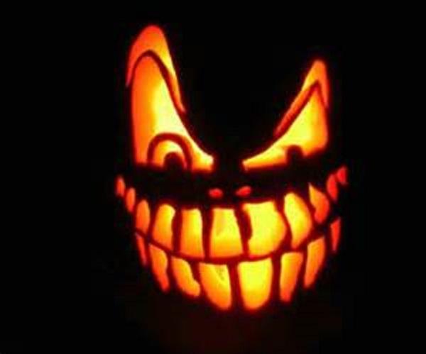 Cucurbitophobia is the fear of pumpkins.