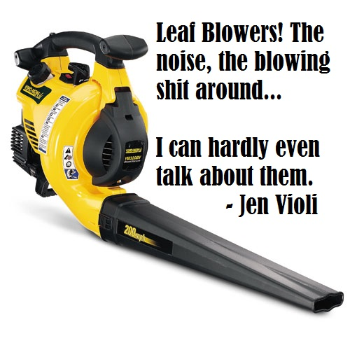 leafblower