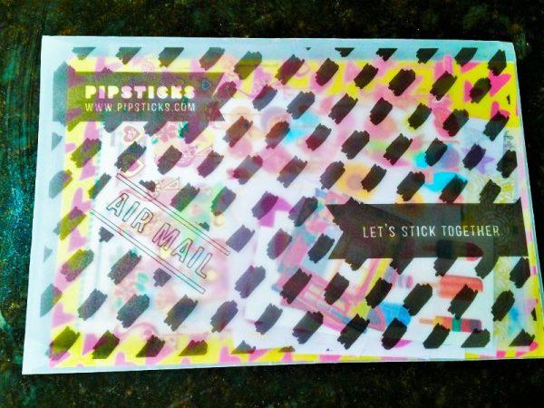 Pipsticks Package