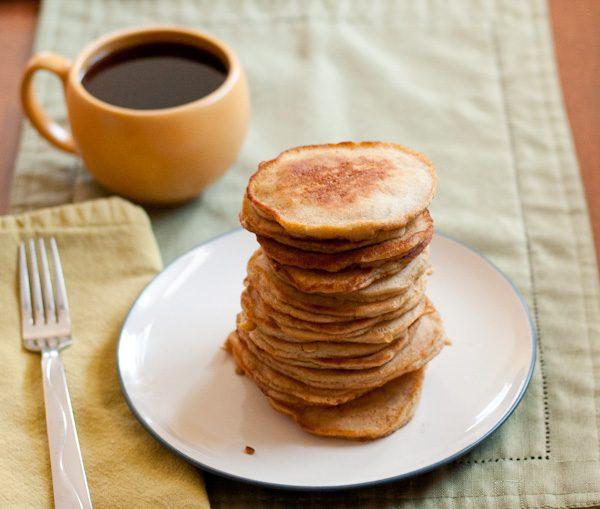 coffee-pancakes