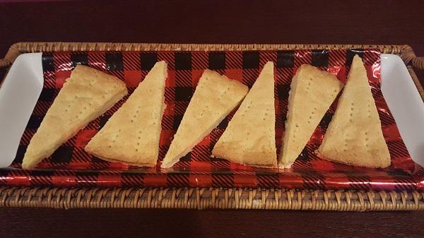 4.Shortbread