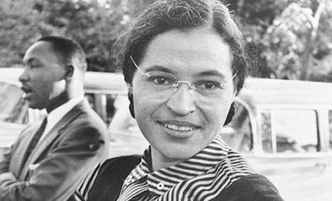 Photo 9. S&C Rosa Parks and MLK