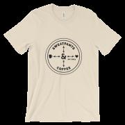 Sweatpants & Coffee Love Tee, Black Design Unisex