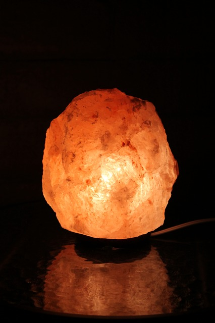 Salt Lamps Yes Or No : National Napping Day Salt Lamp