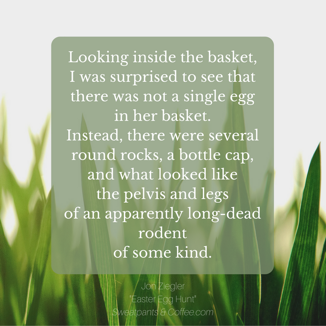 The Easter Egg Hunt (1)