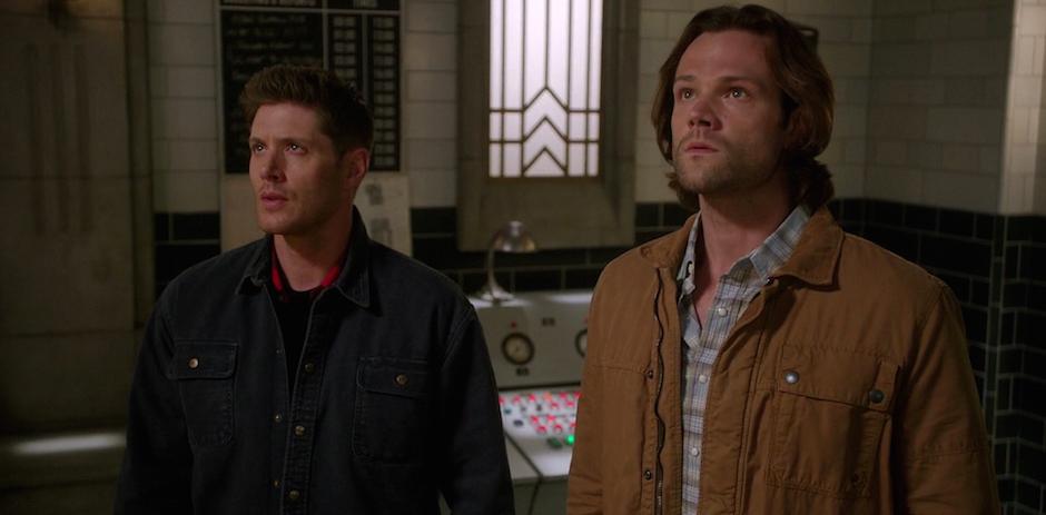 Sweatpants Amp Tv Supernatural Season 12 Episode 21
