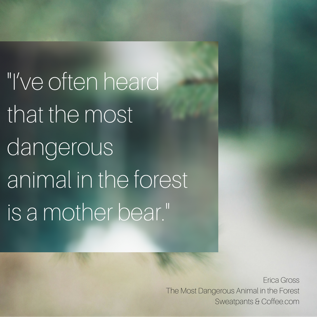 The Most Dangerous Animal in the Forest 1 (2)