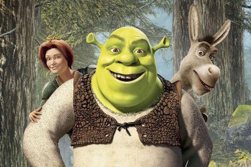 3 – Shrek