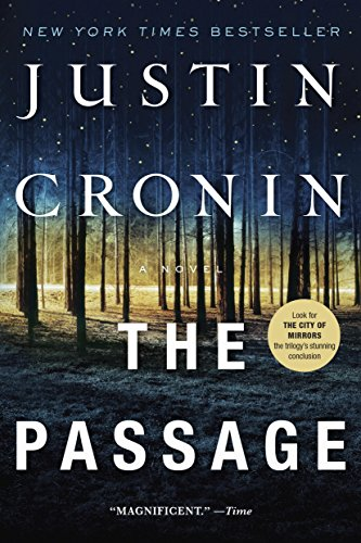 Shelf Awareness 3 – The Passage by Justin Cronin