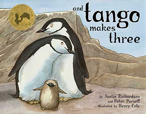 And Tango Makes Three banned book