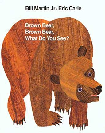 Brown Bear Brown Bear banned book