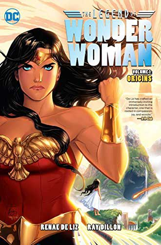 The Legend of Wonder Woman Vol. 1: Origins by Renae De Liz