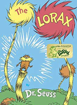 The Lorax banned book