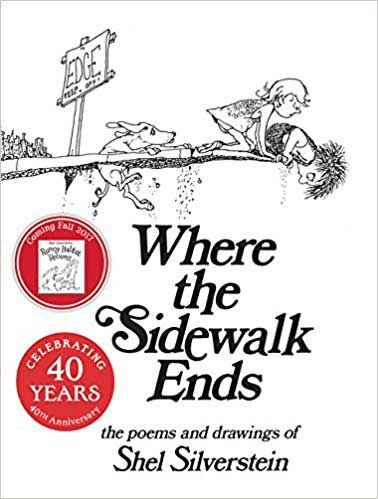 Where the Sidewalk Ends banned book