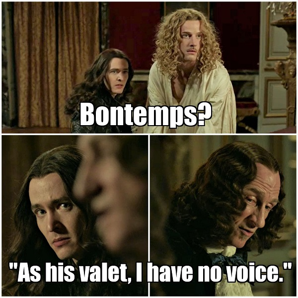 Versailles meme