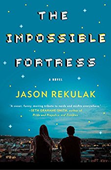 Shelf Care - 80s Mixtape - The Impossible Fortress A Novel by Jason Rekulak