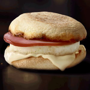 Egg White Delight McDonald's healthy fast food choices
