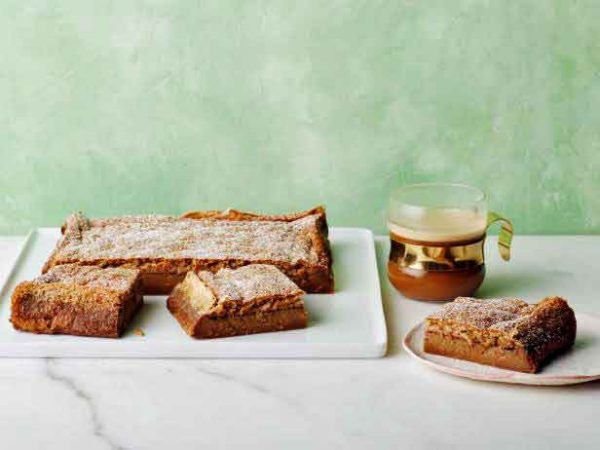 Cappuccino Magic Cake recipe by Food Network Kitchen
