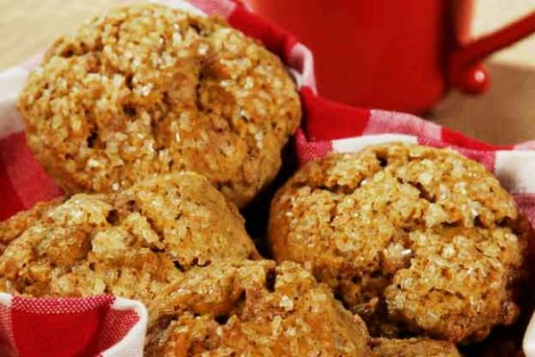 Cinnamon Cappuccino Pecan Scones recipe by King Arthur Flour