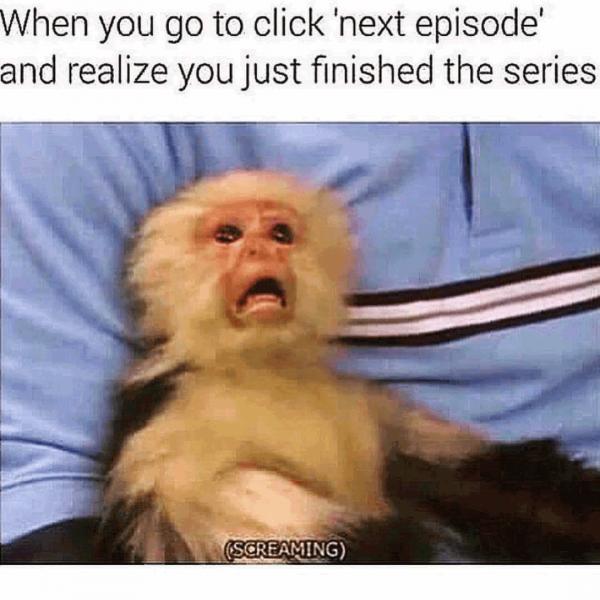 Next episode meme