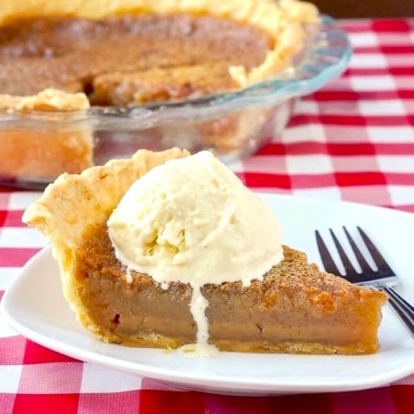 Maple Pie by Rock Recipes