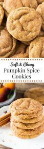 Pumpkin Spice Cookies from Just So Tasty