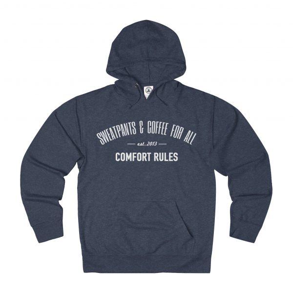 Sweatpants & Coffee for All hoodie