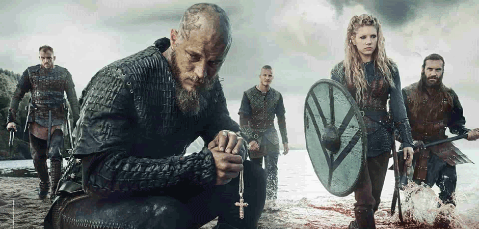 Vikings Season 5 ragnar lagertha