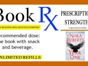 Book Rx Dec Nora Roberts Year One