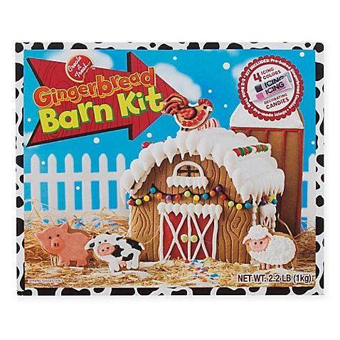 Sweatpants Amp Living Gingerbread Kits That Break The Mold