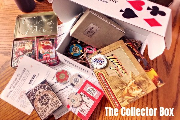 Cratejoy, monthly subscription service, subscription box, games, game night, Poker Night Monthly